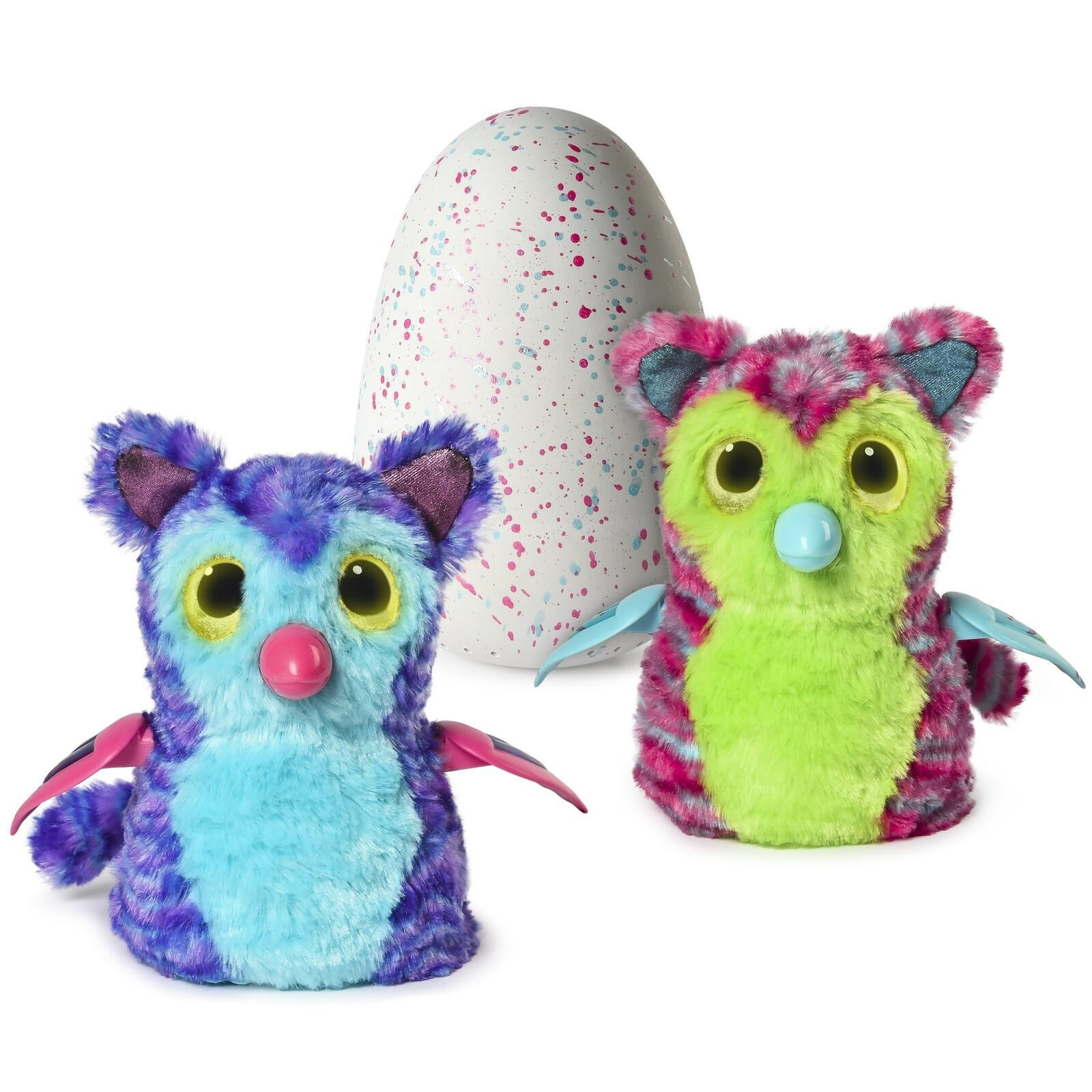 Hatchimals Fabula Forest - Hatching Egg with Interactive Tigrette by Spin Master