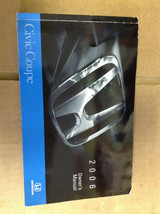 2006 Honda Civic Coupe Owners Manual Factory Oem Books Brand New 2006 - $59.49