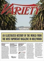 Variety : An Illustrated History of the Hollywood Magazine : New Hardcov... - $16.02