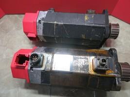 Ge Fanuc Ac Servo Motor Model 5 A06B-0512-B202#7000 S-822545 No Encoder - $417.29