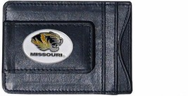 missouri tigers oval logo ncaa college emblem leather cash & cardholder ... - $27.07