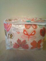 "Toddler  42"" x 58"" Comforter Pillowfort Pink Butterflies Sealed new image 5"