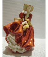 ROYAL DOULTON figurine - TOP O THE HILL - HN1834 - 7 in. - in original box - $75.00