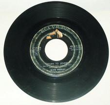 Elvis Presley w/ Jordanaires RCA Victor 47-8100 Return To Sender 45 RPM ... - $7.44