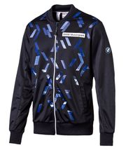 Puma Bmw Motorsport Men's Premium MSP T7 Track Jacket Team Navy Blue 57278801 image 4