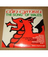 Sain Can Cymru The Songs of Wales 1079A Vintage Plastic - $23.42