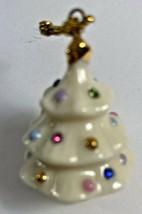 Lenox Miniature Jeweled Christmas Ornament For Family Advent CHRISTMAS TREE - $14.84