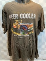 Back Woods BEAR COOLER Bring Your Own Cup T-Shirt Size XL - $11.57