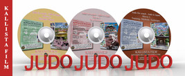 Judo for coach Judo in Japan. Movie 1 + 2 + 3. Training... - $10.62