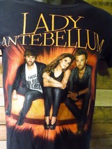 LADY ANTEBELLUM Tour 2010 T-Shirt Size S - $10.55