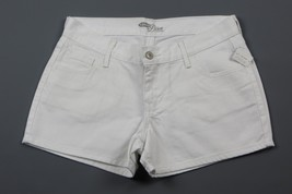 """NWT- OLD NAVY The Diva 3.5""""  White Jean shorts Size 2 - $12.82"""