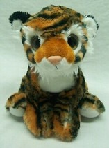 "Wishpets 2012 SESSIL THE BIG EYED TIGER 8"" Plush Stuffed Animal Toy - $16.34"