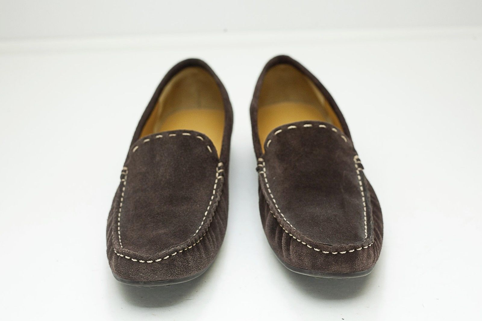 Talbots 8.5 Brown Loafer Flats