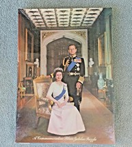 Silver Jubilee Puzzle Elizabeth II 1977 Commemorative Vintage Falcon Games  - $19.99