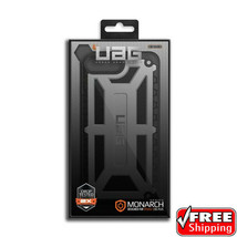 New Authentic UAG Monarch Series Hard Slim Case Cover Grey iPhone 7 Plus... - $23.36