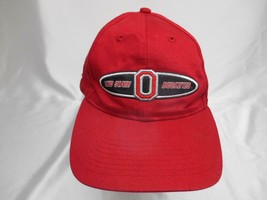 Old Vtg Tow Ohio State Buckeyes Sports Hat Cap Advertising Taiwan R.O.C. - $19.79