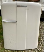 Foodarama Kelvinator 50's VTG refrigerator freezer door interior with ha... - $225.00
