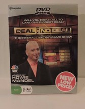 Deal Or No Deal DVD Game Interactive Game Show Hosted By Howie Mandel New Sealed - $9.90