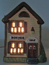 AMERICANA Doctor's Office Christmas Village - $20.50