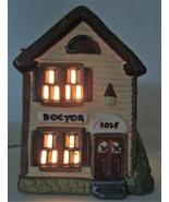AMERICANA Doctor's Office Christmas Village - $20.50