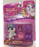 Britney* Kitty Club * 2016 Whatnot Toys Single Figurine & Accessories Pack - $8.86