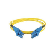 Panduit F92ERQ1Q1SNM007 fibre optic cable 7 m 2x LC OFNR OS1/OS2 Yellow - $107.77