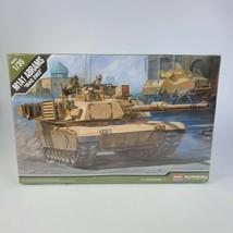 "1/35 Academy M1A1 Abrams ""Iraq 2003,"" Kit # 13202 SEALED - $39.59"