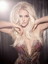 BRITNEY SPEARS SHIMMER 1 POSTER 24 X 36 Inches Looks great - $19.94