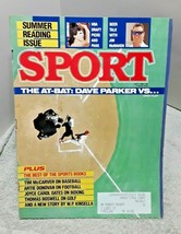 Sport Magazine July 1987 Dave Parker Cincinnati Reds  - $6.92