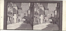 Stereoview Slide Set of 4 Views of Europe Ireland and Switzerland (early... - $9.89