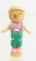 1996 Polly Pocket Dolls Vintage Rides 'n Surprises - Billy Bluebird Toys - $7.00