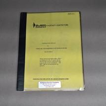 Sweo Motion Controls Regenerative Spindle Drives Model 800 010-033-2 Manual - $95.00