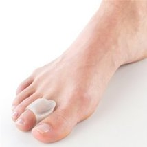 Vosco-GEL Toe Spacer with 'Stay-Put' Loop - Relieves Toe Pain, Cushion, Protect, - $11.97