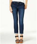 Jessica Simpson  Juniors Forever Cropped Skinny Jeans, Size 26, MSRP $59 - $24.74