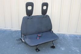 07-09 Outlander 3rd Row Fold Down Seat w/ headrests & Mount Bracket - FABRIC image 4