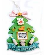 Home For ALL The Holidays Baby's First Christmas Ornament (Tree) - $14.85