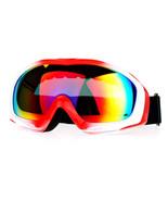 Snowboard Ski Goggles Multicolor Mirror Double Lens Anti Fog Vent Unisex - $24.95