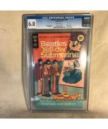 Beatles Yellow Submarine Comic Book w/ Poster 1969 Gold Key CGC Graded 6.0 - $296.99