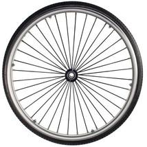 """24 x 1 3/8"""" Bariatric 36 Spoke Wheelchair Wheel (Pair) - $280.00"""