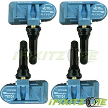 Itm Tire Pressure Sensor Dual M Hz Tpms For Mitsubishi Outlander 11-15 [Qty Of 4] - $105.88