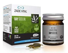 Zade Vital Bay Seed Oil for Smelly Feet in Twist-Off 30 Softgels, Easy to Use, 1 - $11.29