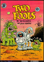 Two Fools, Industrial Realities, 1st print, 1976 vintage Underground com... - $7.98