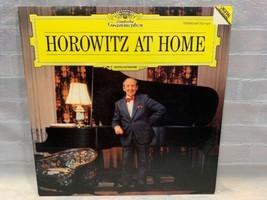 Horowitz At Home Mozart Schubert Liszt LP Record Álbum Vinilo - $20.73