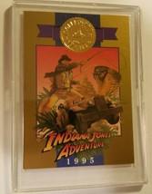 1995 Disneyland 40th SkyBox Indiana Jones Adventure Collectors' Series C... - $11.75