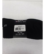 """3 Pack DeFeet Aireator 5"""" Double Cuff Sock: Black LG - $31.61"""