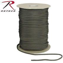 Rothco 550 Lb Nylon 600' Paracord - Olive Drab - $48.47