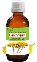 Helichrysum Pure Essential Oil- 5 ml to 250 ml Helichrysum Italicum by B... - $9.27+