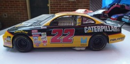 Ward Burton #22 Caterpillar 1998 Pontiac Grand Prix 1/24 Scale Diecast R... - $19.88