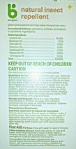 Babyganics 5oz Repellant and 2oz Sunscreen Duo -EXP 01/2022  SEALED NEW -STORE - image 5