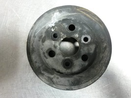 79J001 Water Coolant Pump Pulley 2013 Subaru Outback 2.5  - $25.00